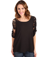 Type Z - Beyla Shredded Blouse