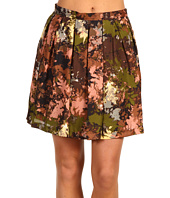 Jack by BB Dakota - Port Scatttered Leaves Skirt