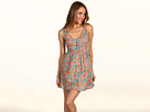 Billabong - Summer Fun S/L Dress (Steel Grey) - Apparel