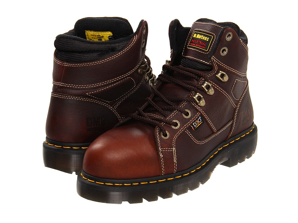 Dr. Martens Work - Ironbridge - Internal MetGuard (Teak Industrial Trailblazer) Men