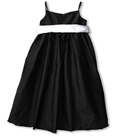 Us Angels - Wide Satin Sash (Little Kids)