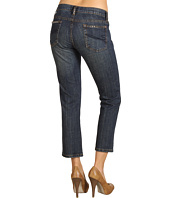 Stetson - Slim Leg Cropped Indigo Denim Jean