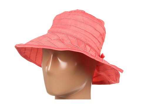 San Diego Hat Company RBM4762 Crushable Ribbon Bucket Hat