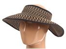 UBV022 Ultrabraid Large Brim Hat Visor