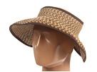 San Diego Hat Company UBV022 Ultrabraid Large Brim Hat Visor