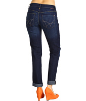 Worn Jeans - Farrow Roll Ankle in Indigo Wash