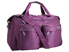 Lipault Paris Plume 19 Weekend Shoulder Bag (Purple)