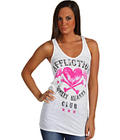 Affliction - Lonely Hearts Club Raw Edge V-Neck Tee