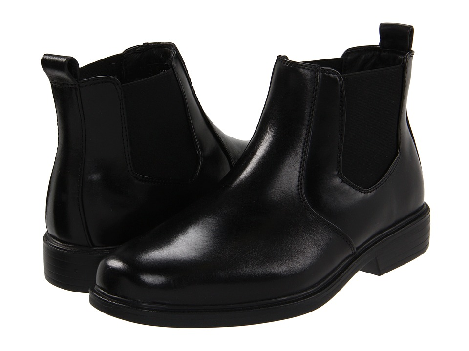 Giorgio Brutini - Cormac (Black) Mens Dress Pull-on Boots