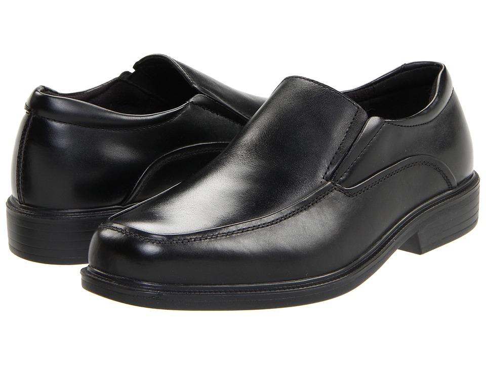 Giorgio Brutini - Lorenzo (Black) Mens Dress Flat Shoes