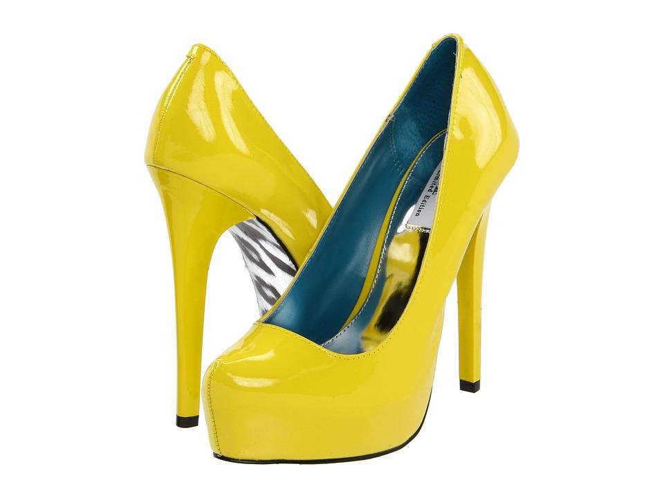 Желтые туфли 4