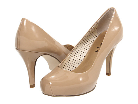 Most comfortable nude heels? - Weddingbee
