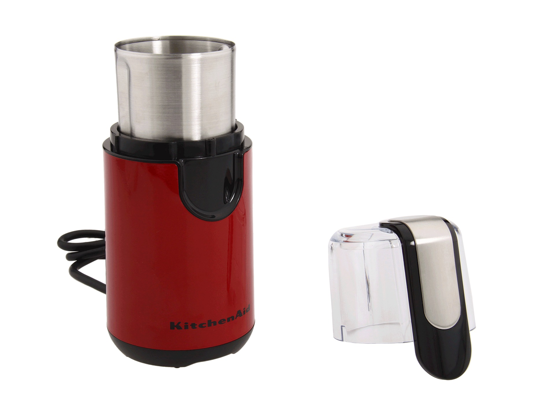 Blade Coffee Grinder ~ No results for kitchenaid bcg blade coffee grinder red