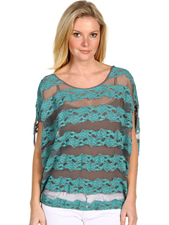 Free People County Fair Banded Top