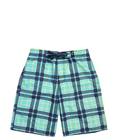 Charlie Rocket - Island Plaid Swim Short (Toddler/Little Kids/Big Kids)