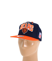 Mitchell & Ness - NFL® Throwbacks 2-Tone Arch w/Logo Snapback - Chicago Bears