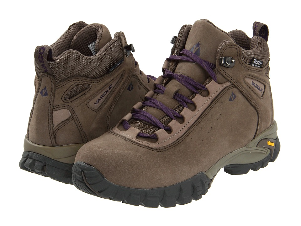 Vasque - Talus Ultradrytm (Bungee Cord/Purple Plumeria) Womens Hiking Boots