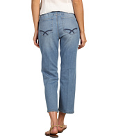 Christopher Blue - Melissa High Rise Crop Tendigo Denim