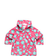 Hatley Kids - Blue Flowers Raincoat (Toddler/Little Kids/Big Kids)