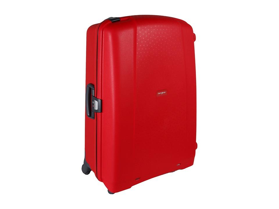 Samsonite F'Lite GT 31 Hardside Spinners (Red) Luggage