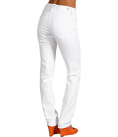 Christopher Blue - Silverton Cigarette White Slub Denim