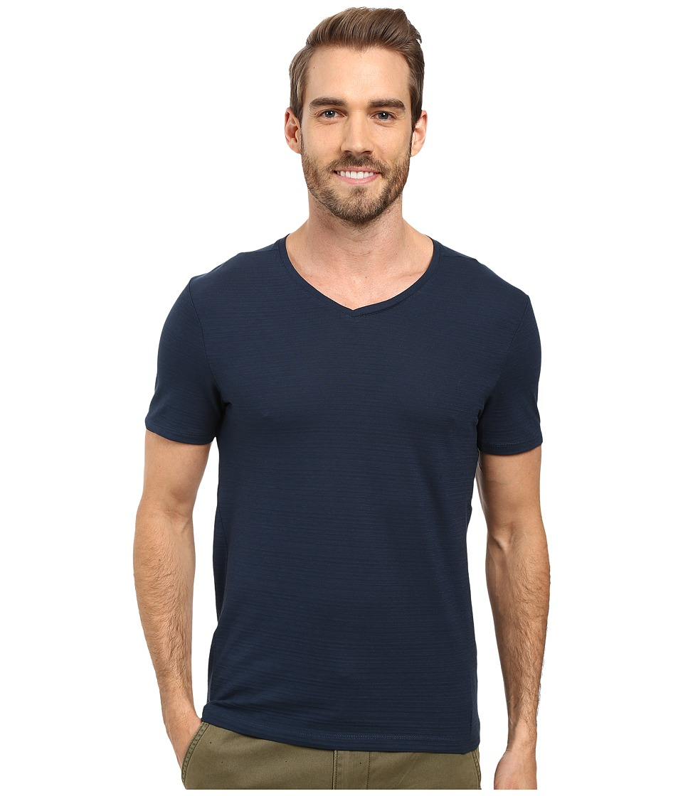 Calvin Klein Slim-Fit V-Neck T-Shirt (Flood) Men