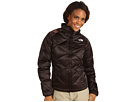 @The North Face Womens Aconcagua Jacket Bittersweet Brown Apparel Coats Outerwear AZPL74A