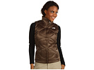 @The North Face Womens Aconcagua Vest Weimaraner Brown Apparel Coats Outerwear AZPM9ZG