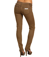Degaine - Degaine Extra Soft Skinnies in Khaki Brown