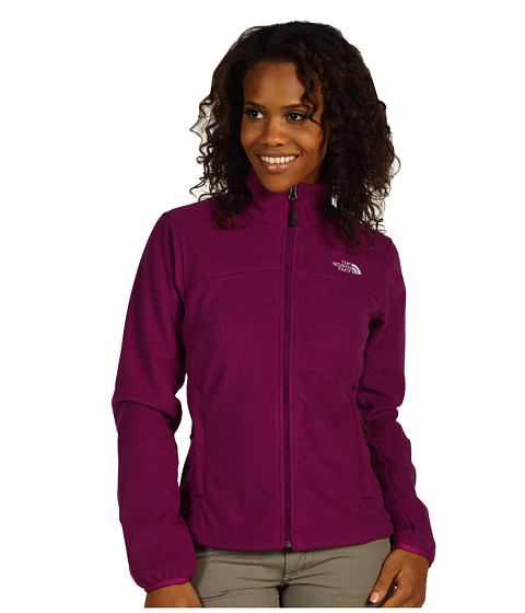 The North Face - Women's WindWall 1 Jacket (Premiere Purple) - Apparel