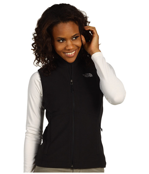 The North Face - Women's WindWall 1 Vest (TNF Black) - Apparel