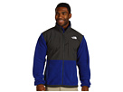 @The North Face mens Denali Jacket R Bolt Blue Asphalt Grey Apparel Coats Outerwear AMYNYP3