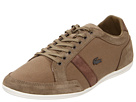 Lacoste - Alisos 4 (Light Brown/Tan) - Footwear