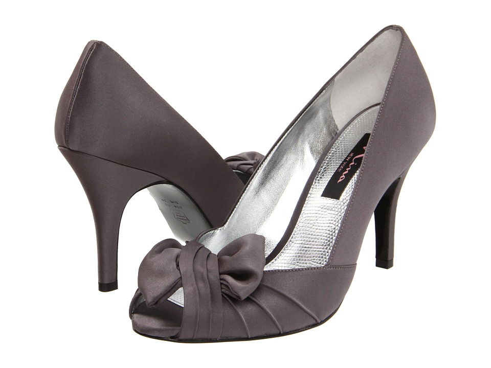 Nina - Forbes (Steel/Stealth Gray/Stealth Gray) Women