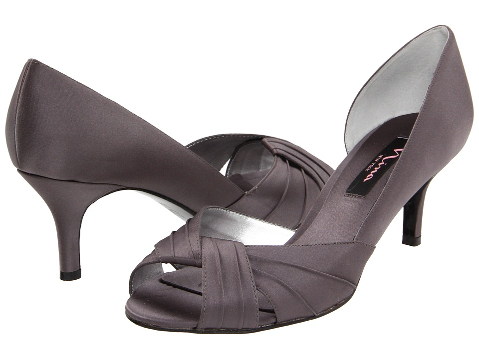 Nina - Culver (Steel/Stealth Gray/Stealth Gray) Women