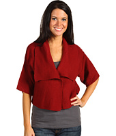 Michael Stars - Cashmere Blend 5GG Cropped Wrap With Pockets