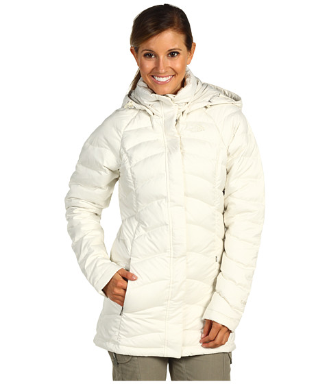 Cheap The North Face Womens Transit Jacket Vintage White