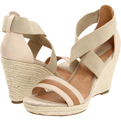 buy Fossil - Abagale Wedge (Natural) - Footwear  Online Shoe Shop