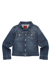 7 For All Mankind Kids - Girls' Mars Denim Jacket in Nolita (Big Kids)