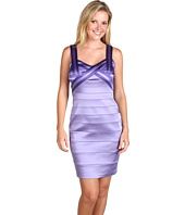 Jax - Colorblock Crisscross Dress