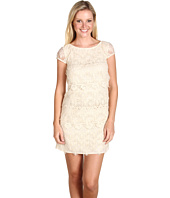Jax - Ruffle Lace Short Dress