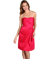 Max and Cleo - Strapless Draped Lulu Dress