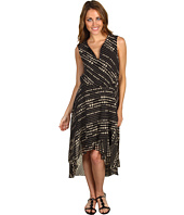 Kenneth Cole New York - Polka Dot Pleated Dress