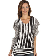Kenneth Cole New York - S/S Play On Stripes Top