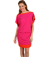 Laundry by Shelli Segal - Split Sleeve Color Block Dress