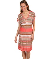 Laundry by Shelli Segal - Multi-Stitch Sweater Dress