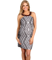 Laundry by Shelli Segal - Texture Beaded Dress
