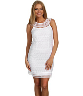 Laundry by Shelli Segal - Crochet Lace Dress