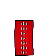 Lacoste - Crocobayadere Beach Towel