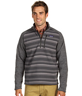 Patagonia - Better Sweater™ Stripe 1/4 Zip